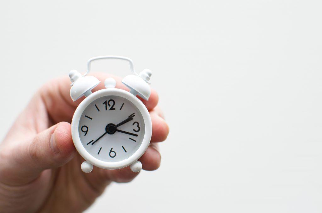 Work Smarter, Not Harder: Tackling Time